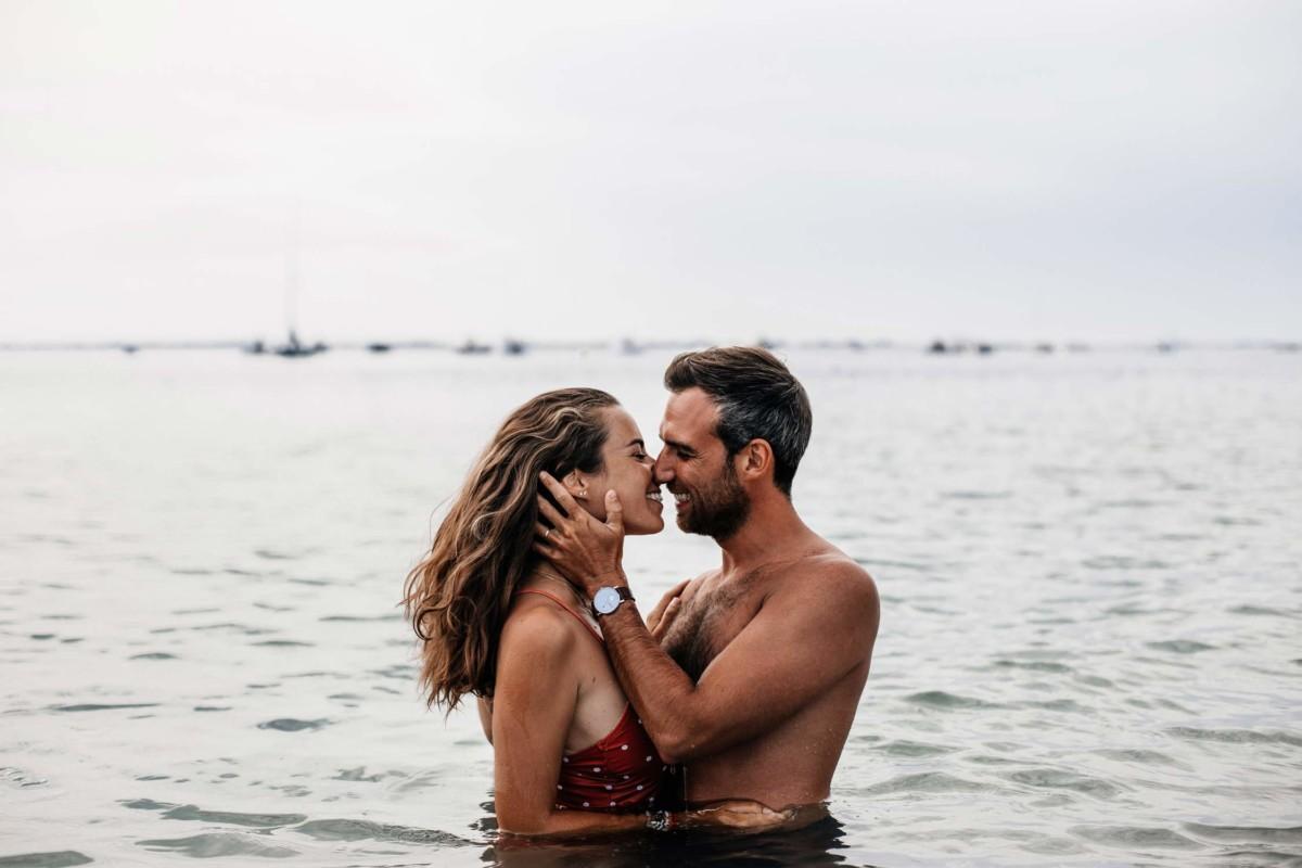 Photographies de couple à l'Île de Ré - Amour Etc.