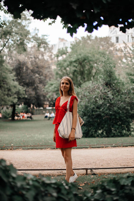 Photographies portrait femme à Paris- Amour Etc.