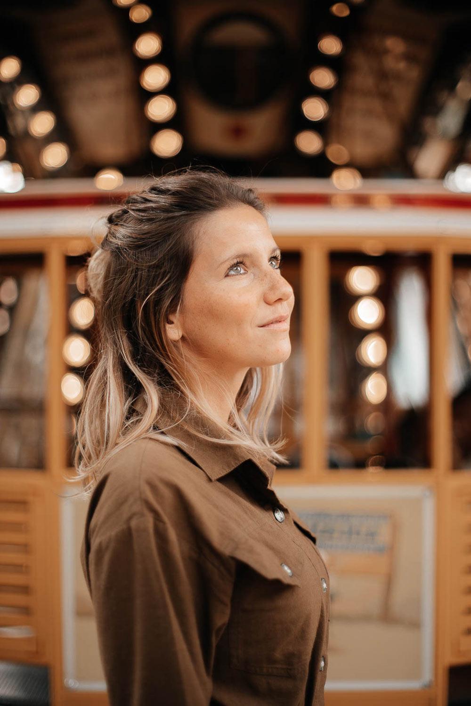 Photographies portrait femme à Paris - Amour Etc.