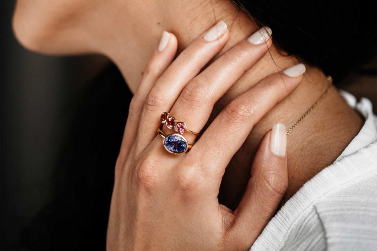 Photographie de bijoux - Amour Etc.